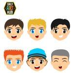 Cute Boys Faces