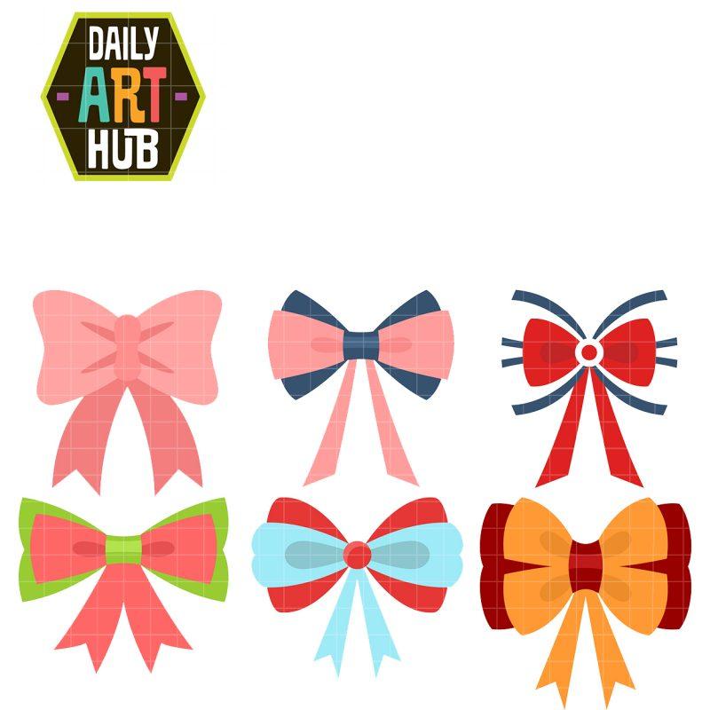Cutesy Hair Ribbons