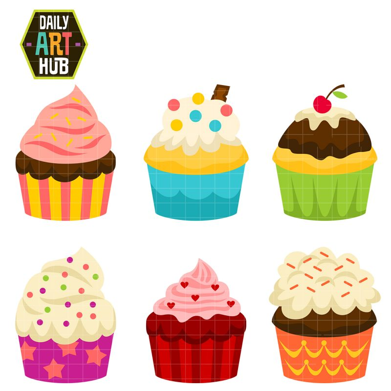 Party Cup Cakes