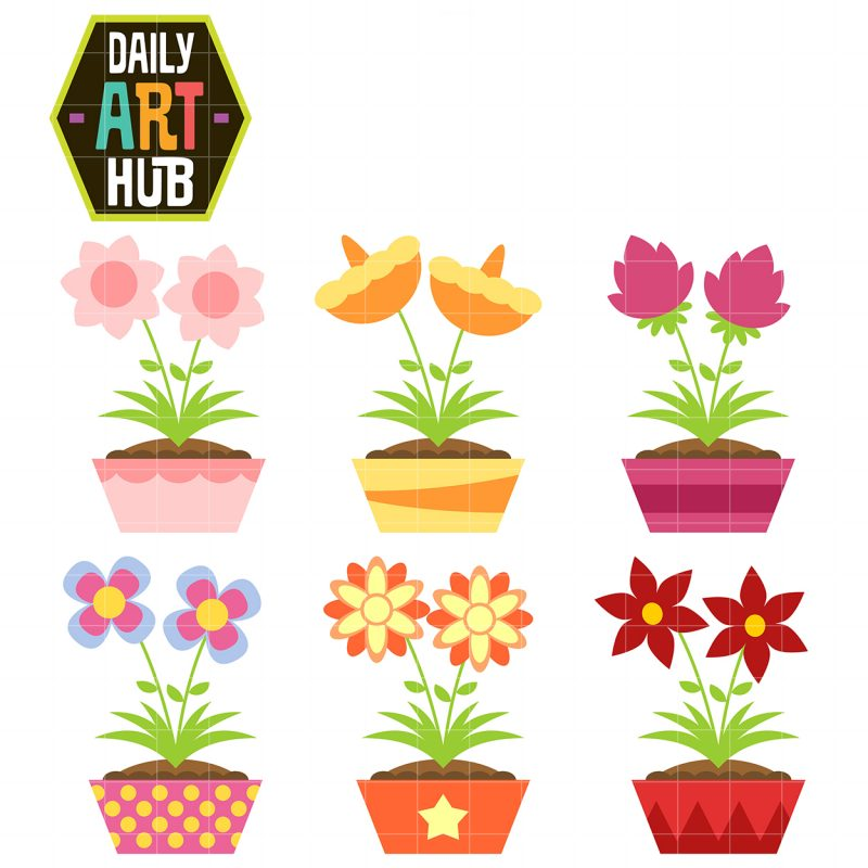 Simple and Cute Flowers
