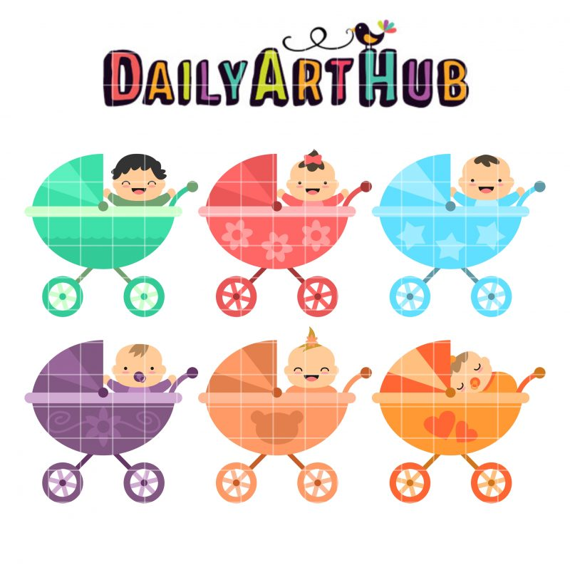 Babies On Strollers
