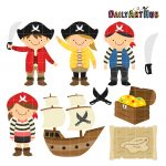 Cute Pirates