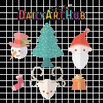 Foldmark Christmas Sets