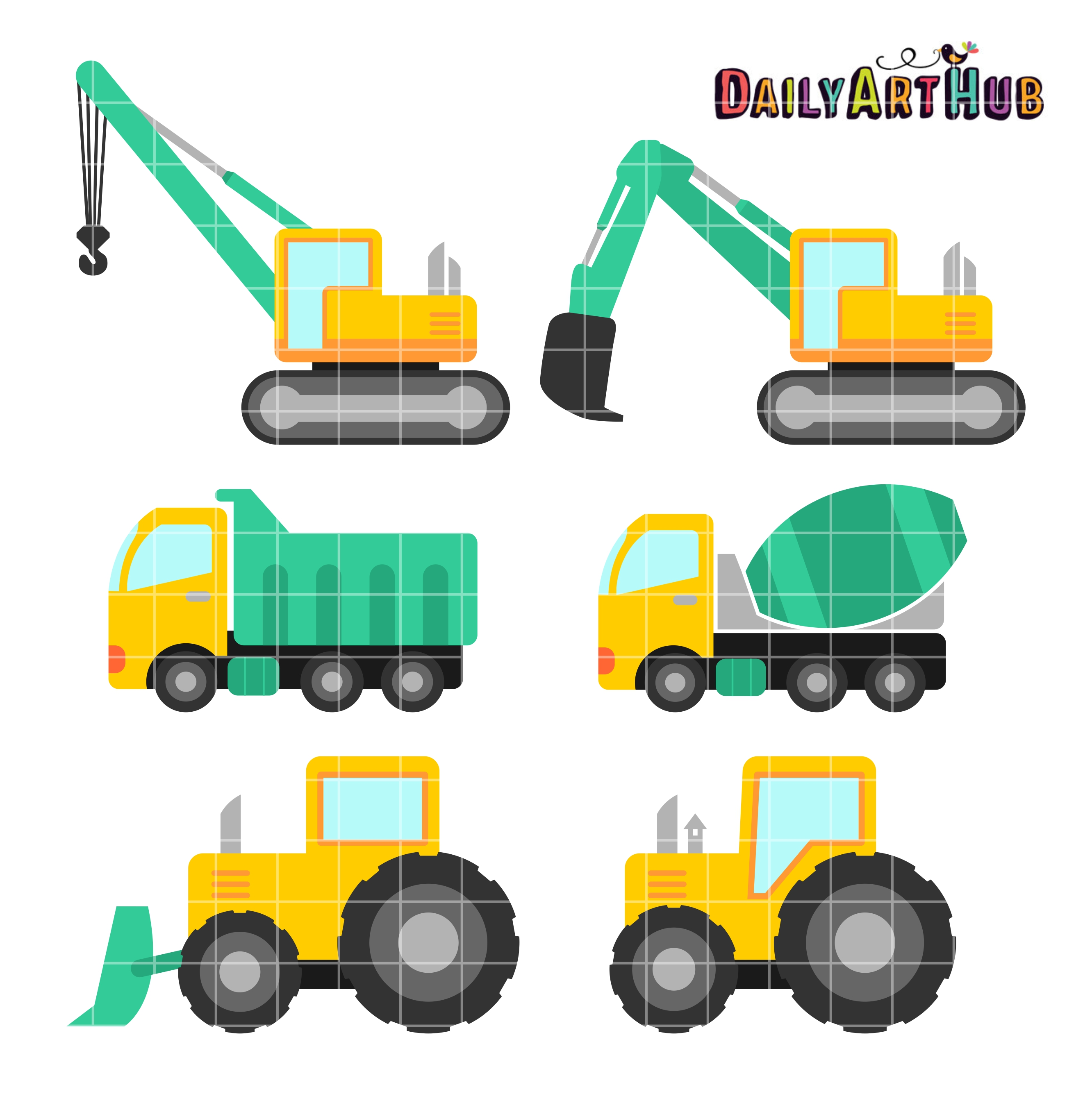 construction vehicles clip art set daily art hub free clip art rh dailyarthub com free clipart construction workers cartoon clipart construction gratuit