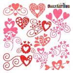 Heart Doodles