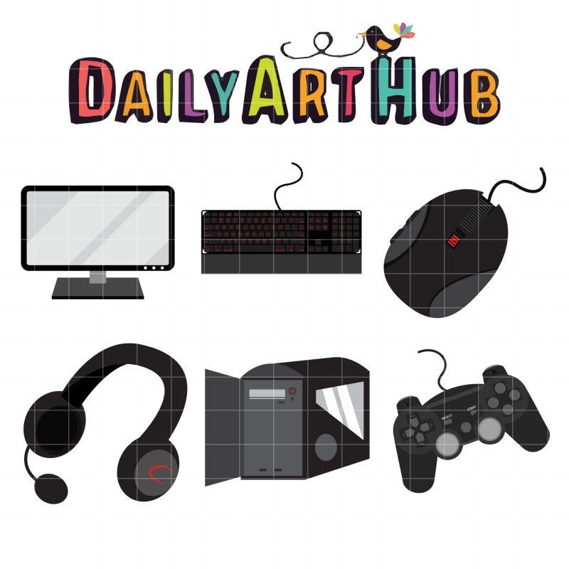 PC Gamer Gears