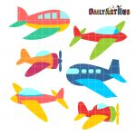 Cute Aeroplanes