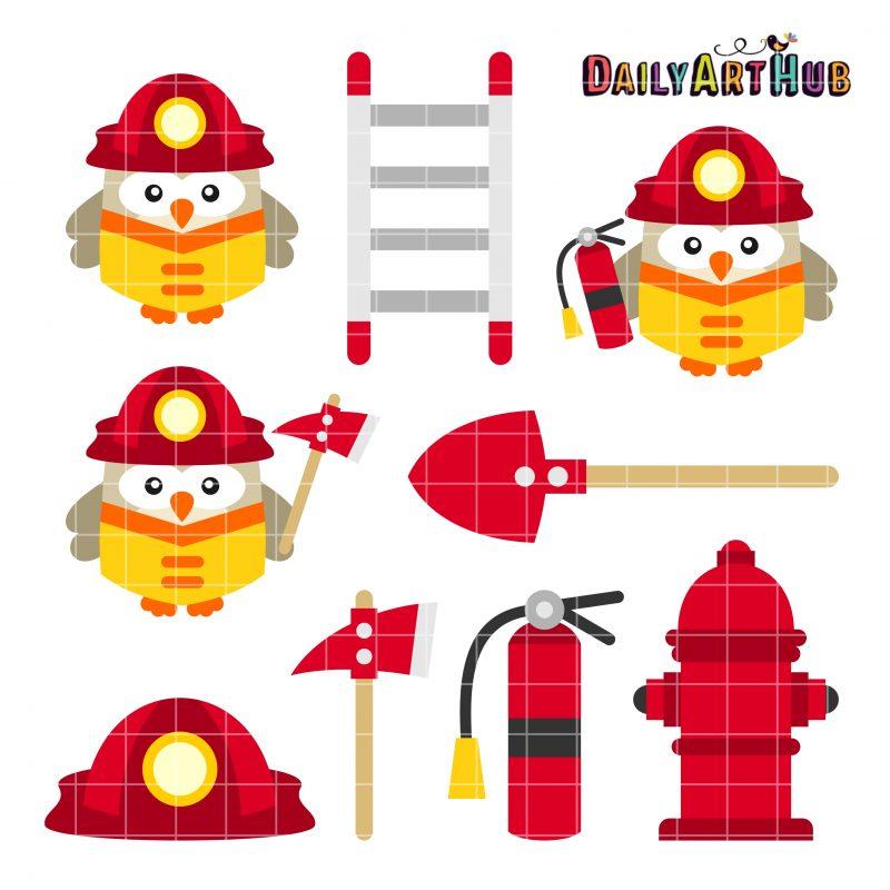 Firefighter Owls