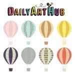Hot Air Balloons-q-01