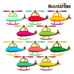 Cute Helicopters