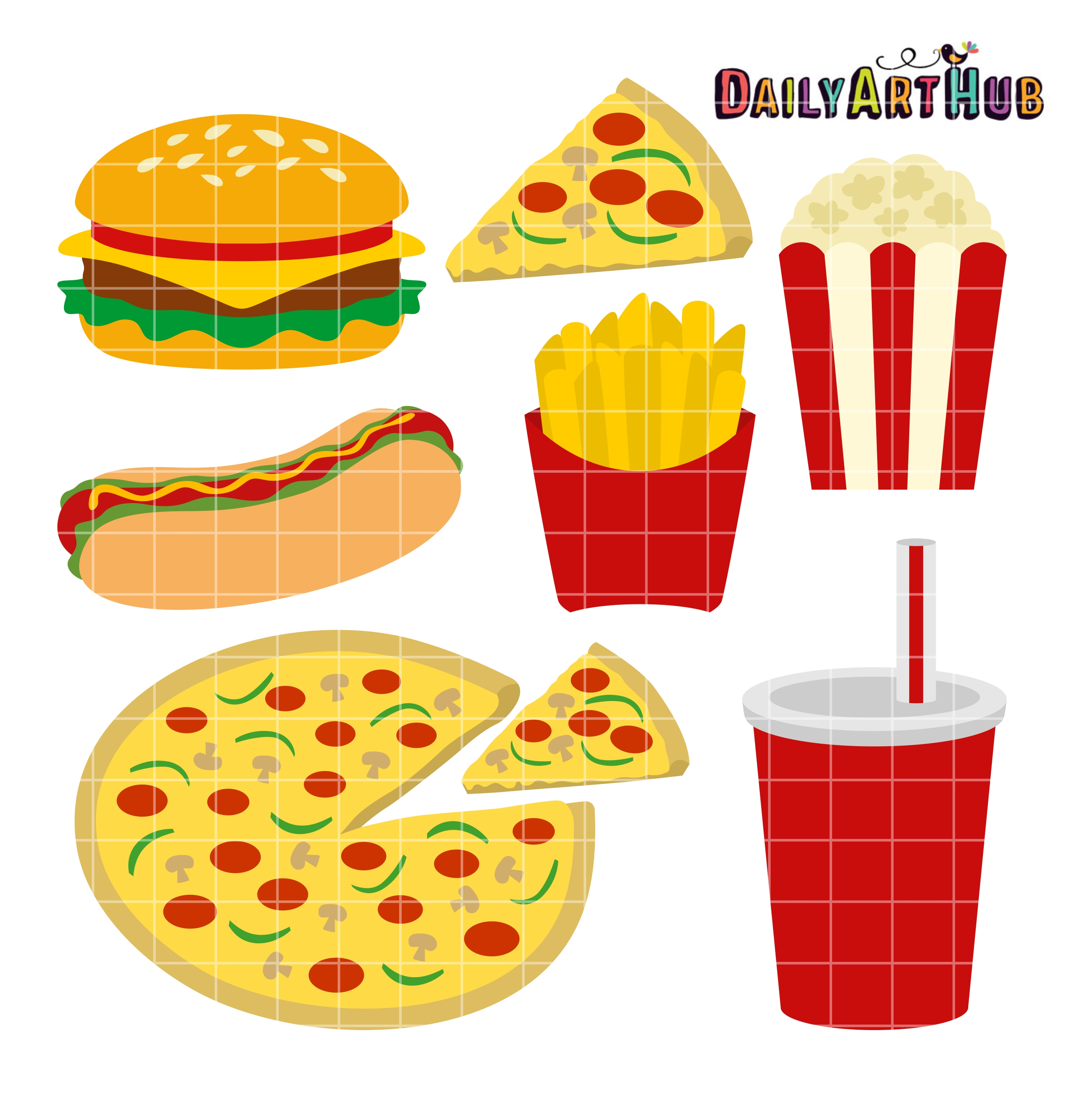 clipart fast food free - photo #9