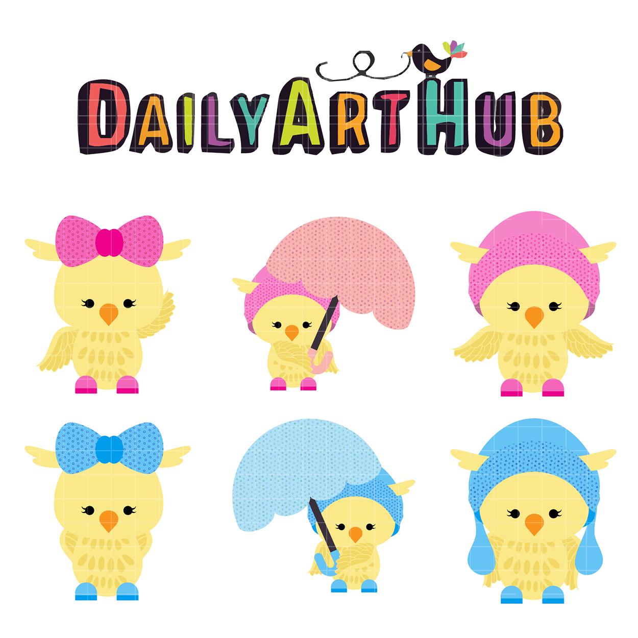 girly chick clip art set daily art hub free clip art everyday rh dailyarthub com girls clipart girl clip art black and white