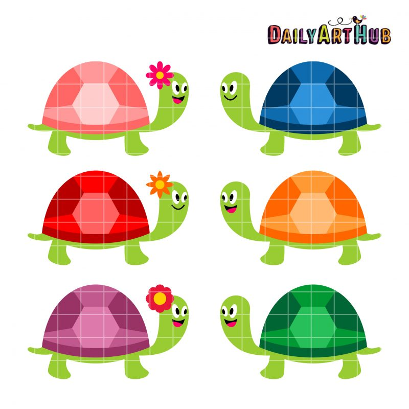 Cute Turtles