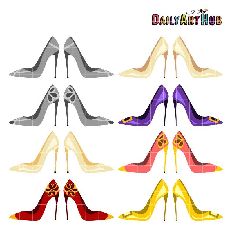 Fancy Bridal Shoes