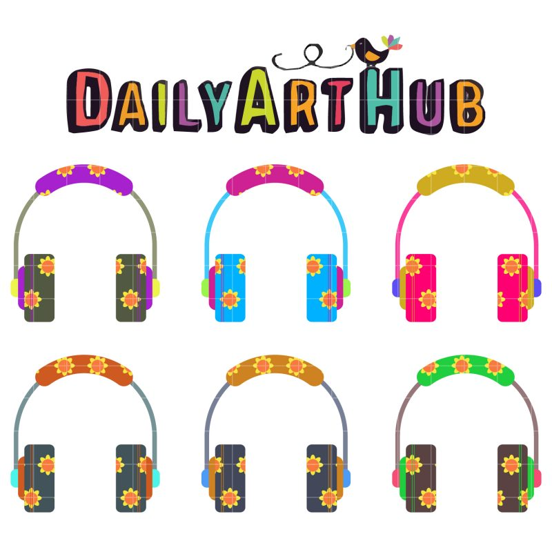 Flowerful Headsets