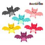Halloween Cute Bats