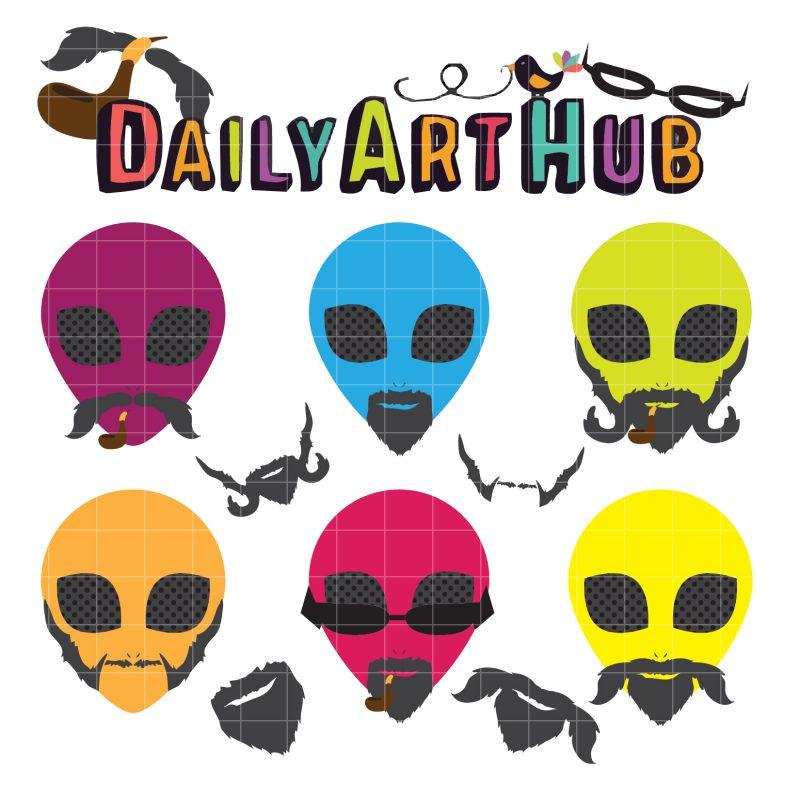 Disguised Hippie Aliens