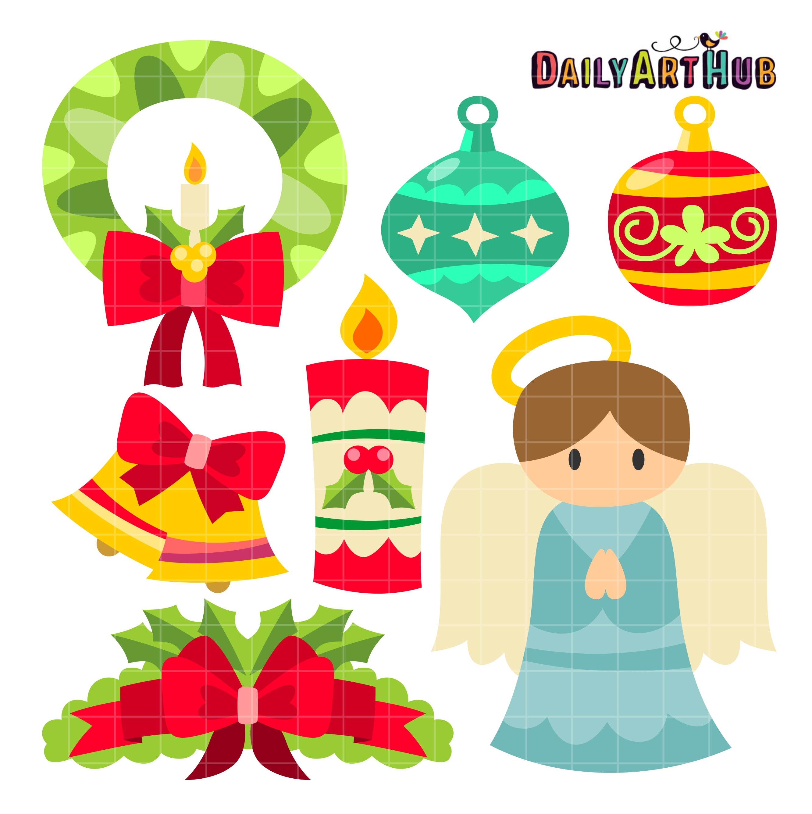 Assorted Christmas Decors ...