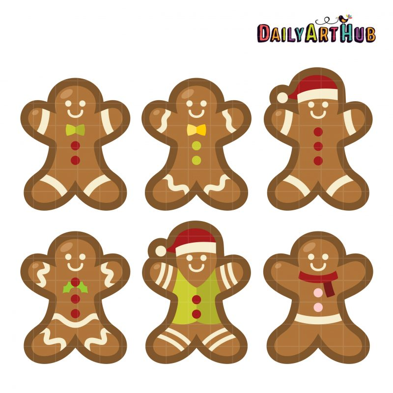 Yummy Gingerbread Man