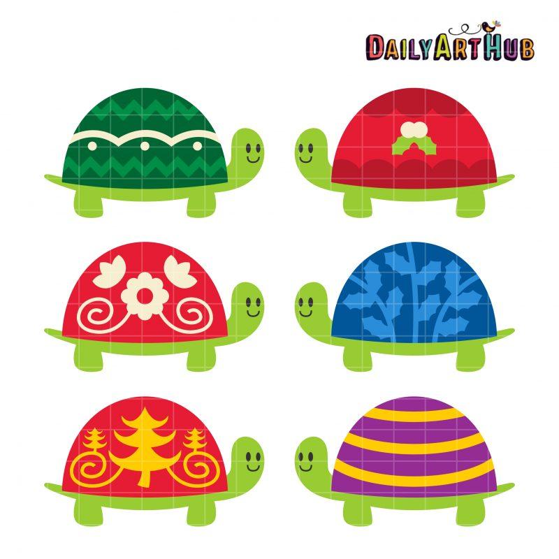 Turtle Shell Xmas