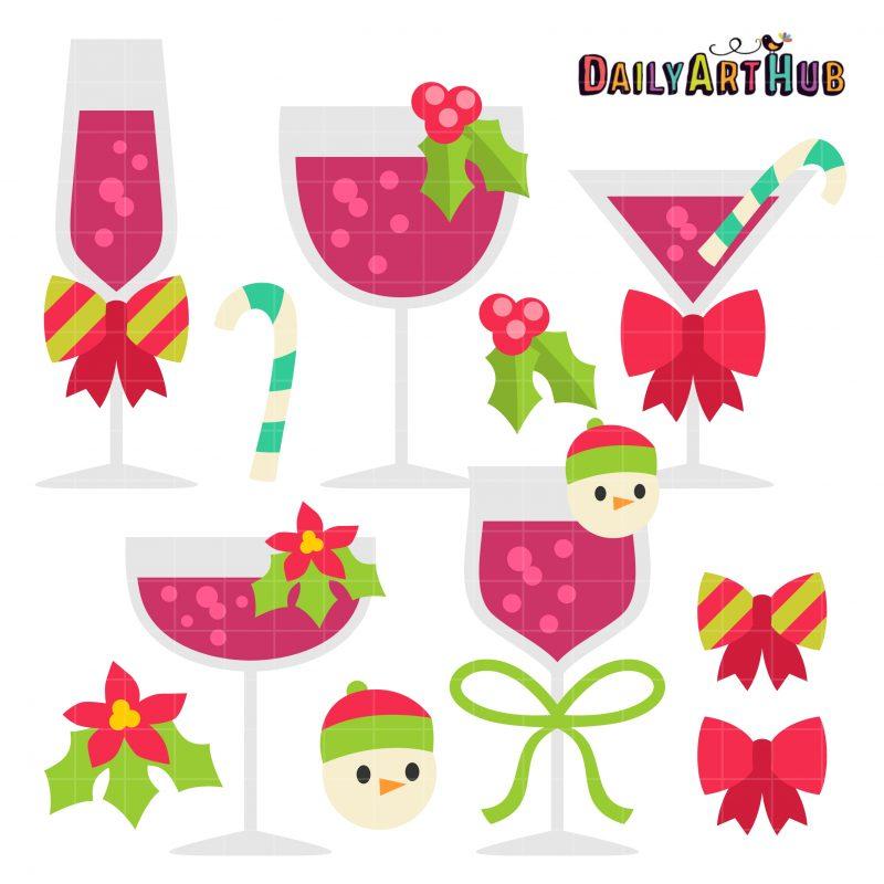 Xmas Cocktail Drinks