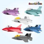 Cute Military Planes