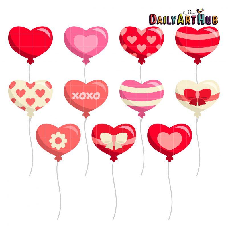 Hearty Balloons