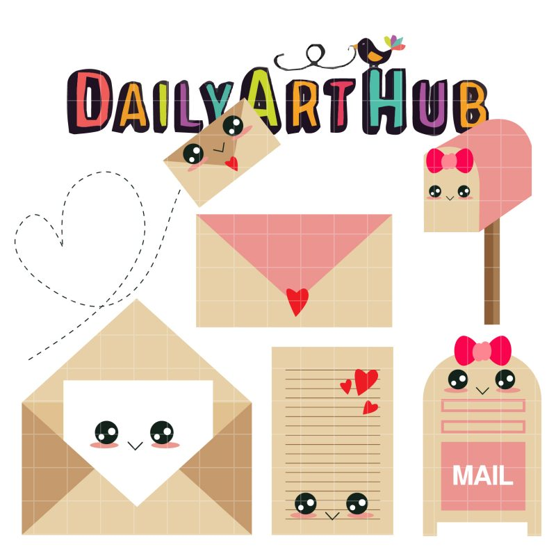 Cute Mail For Valentines