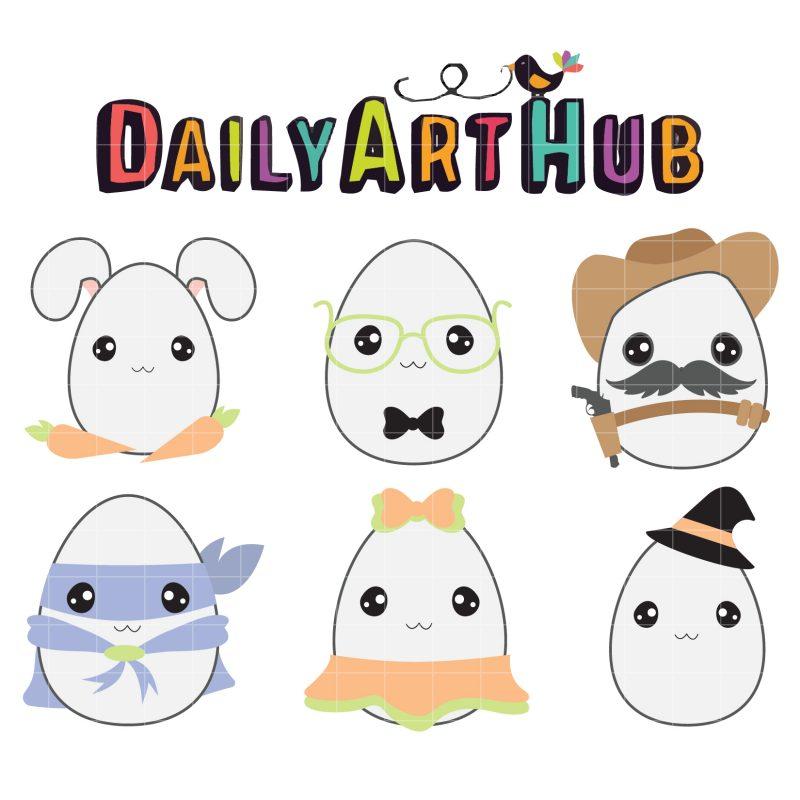 Egg Costumes