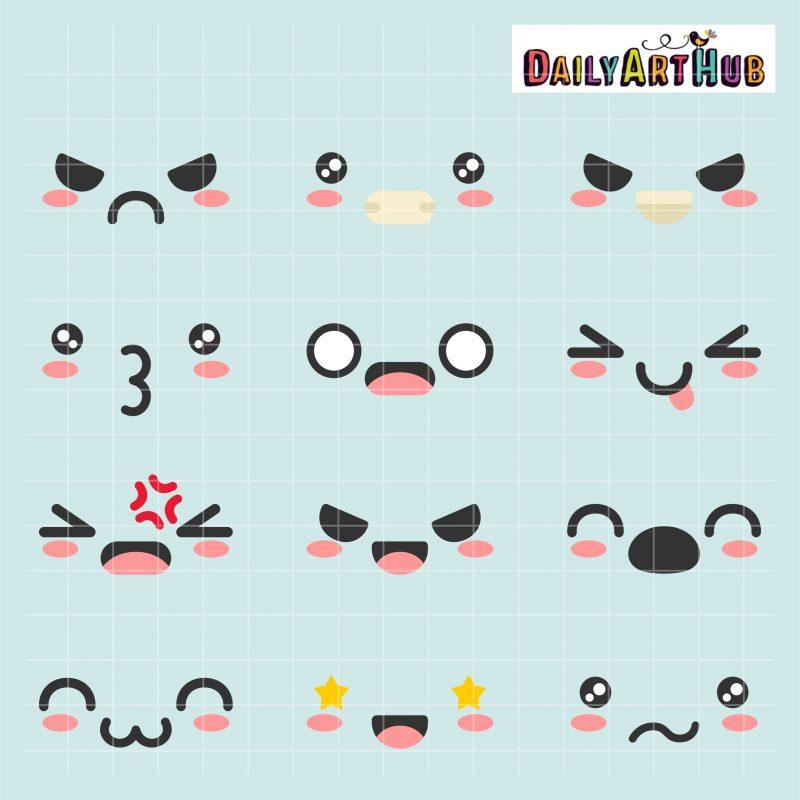Cute Emotions 03