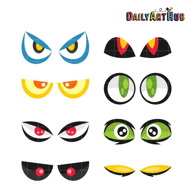 Monster Eyes