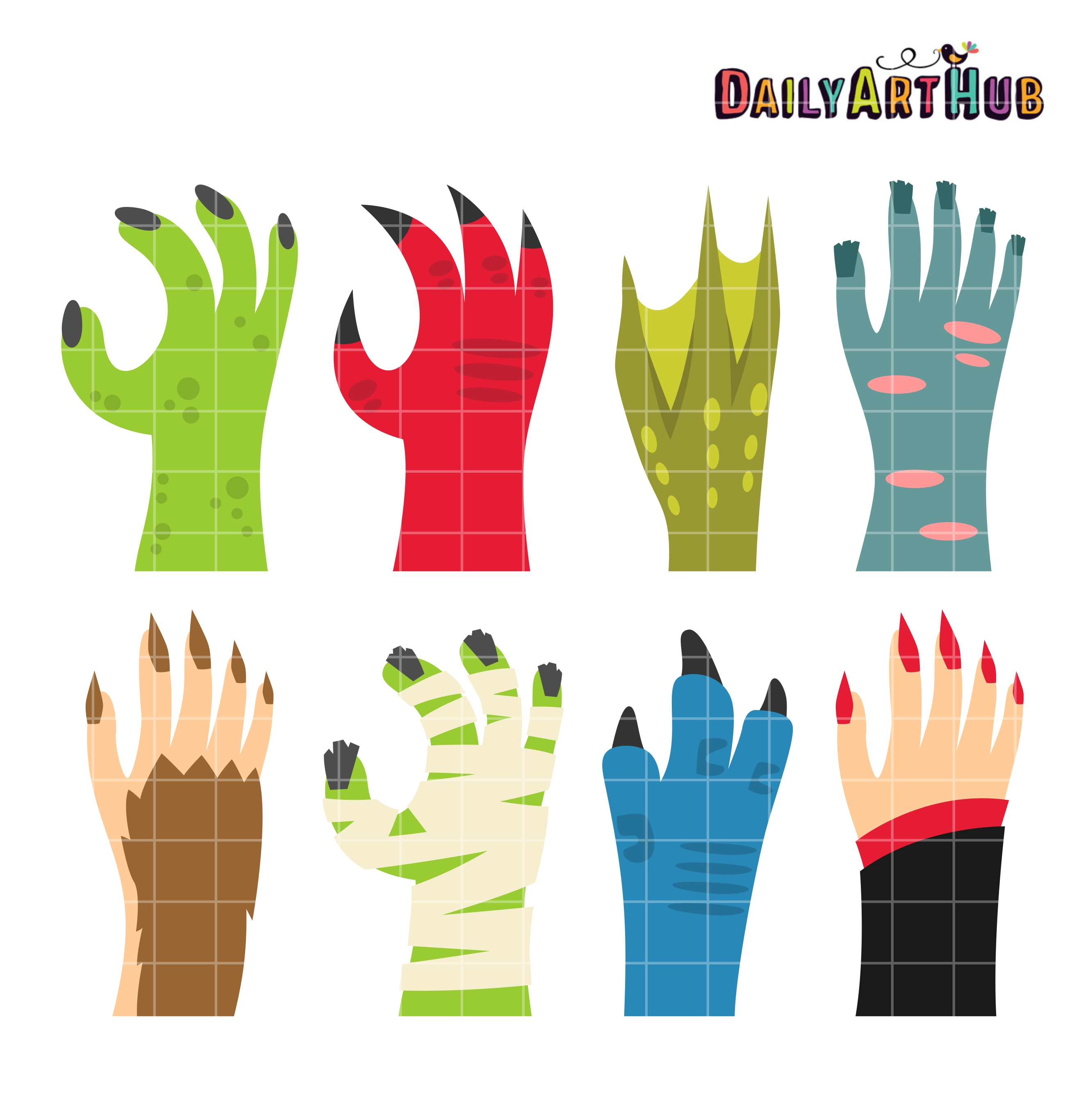 Monster Hand