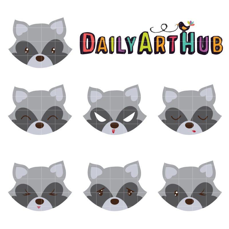 Raccoon Emoji