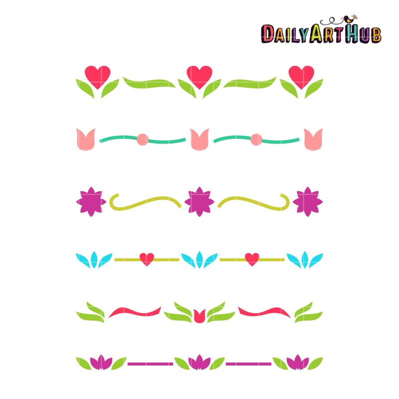Simple Cute Borders