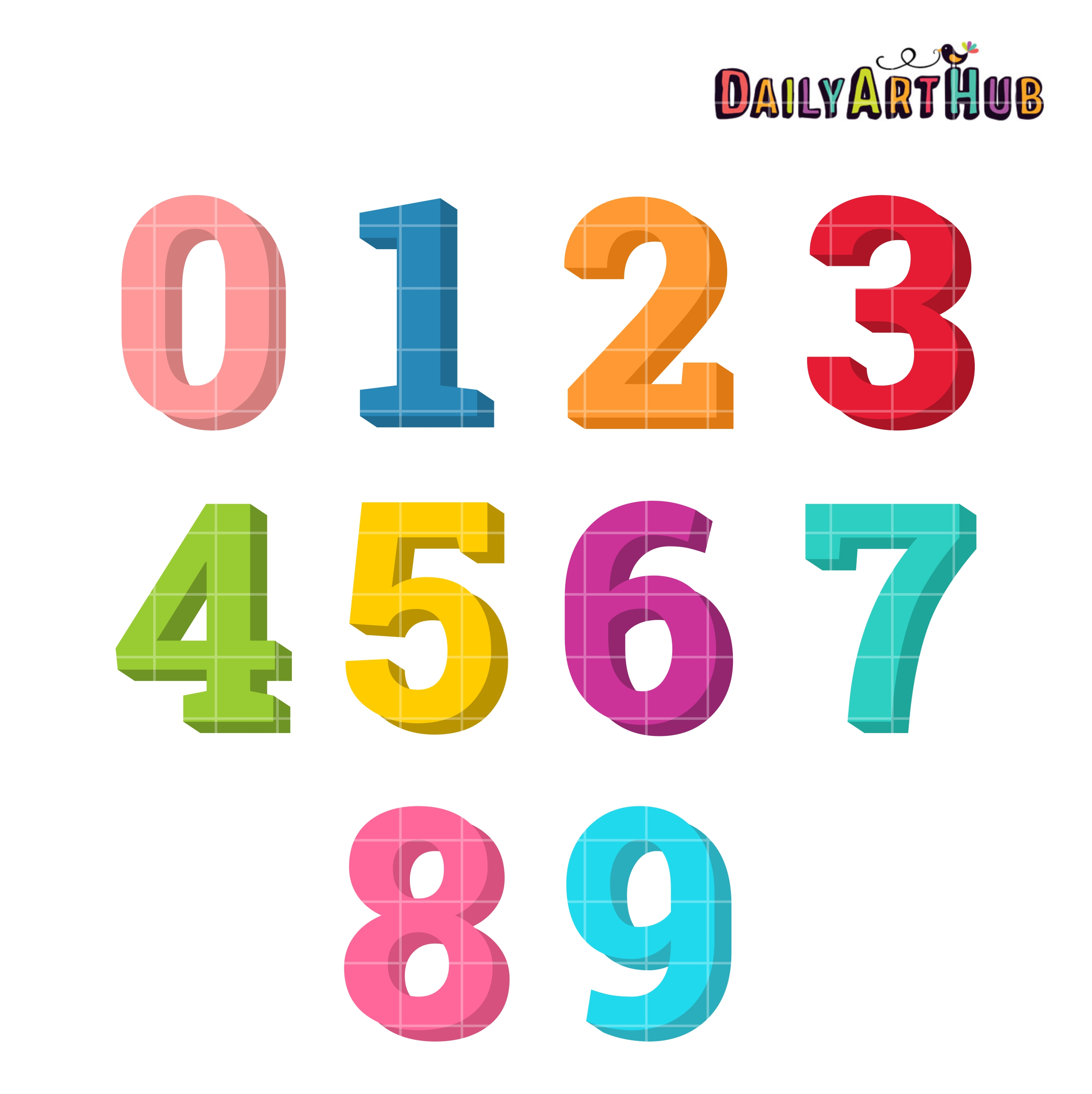 house number clip art - photo #14