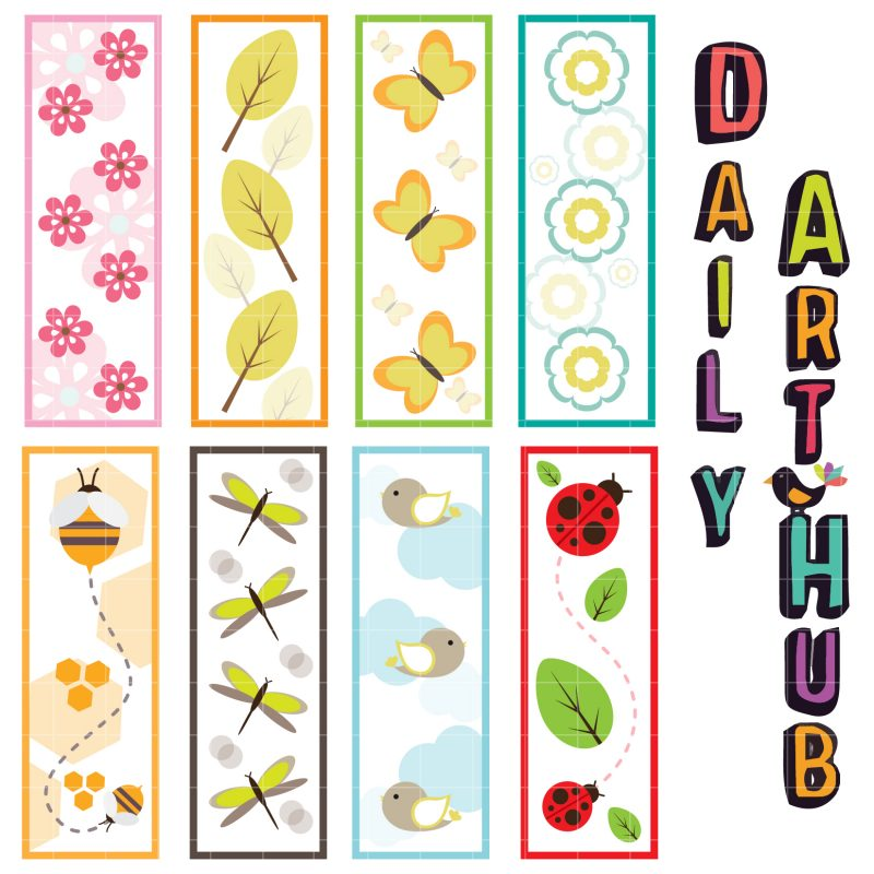 Cute Bookmarks-q-01