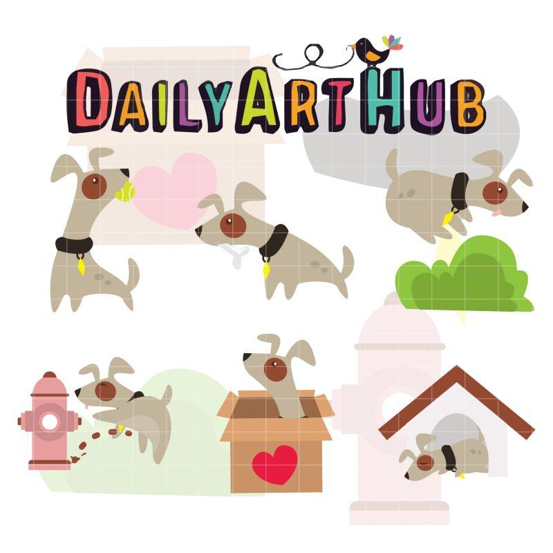 Playful Dog-q-01