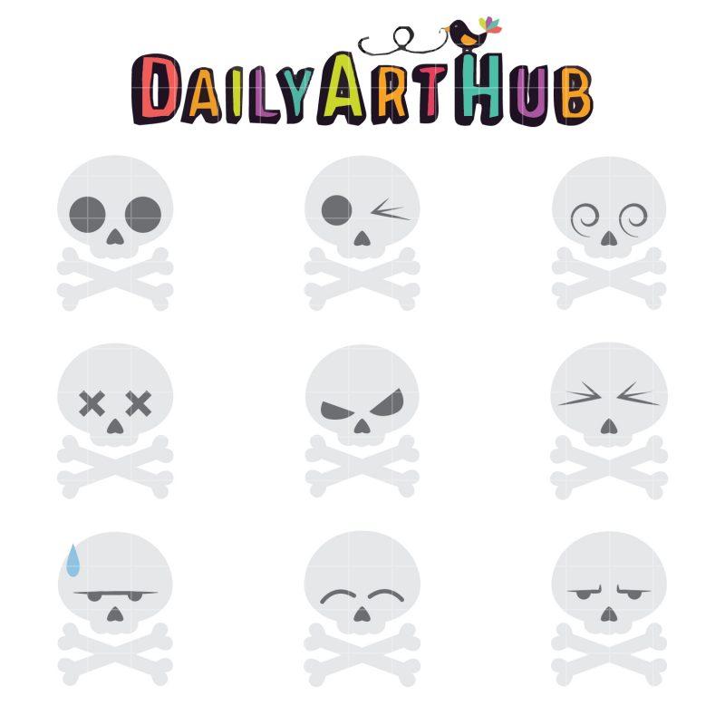 Skull Expression-q-01