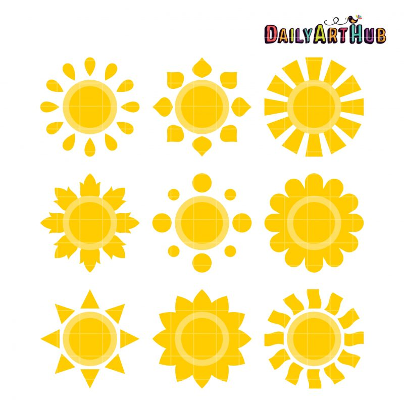Sun Shapes