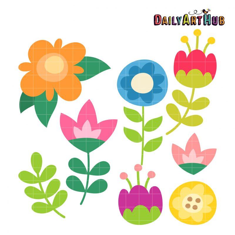 Sweet Cute Flowers