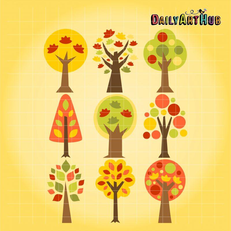 autumn-trees