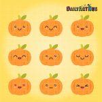 pumpkins-emojis