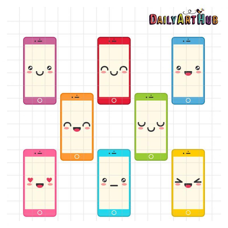 Smartphone Emojis
