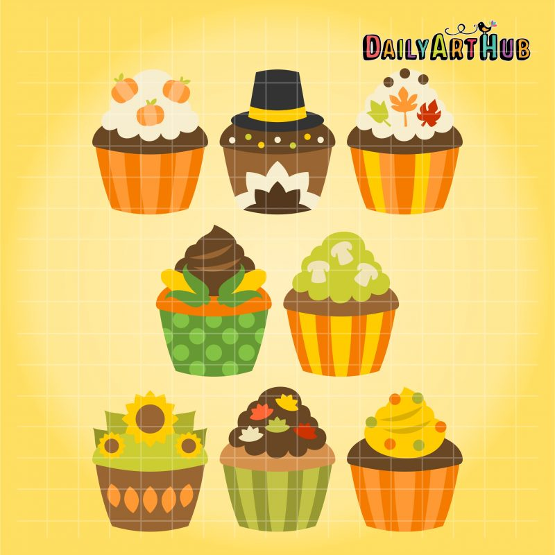 thanksgiving-cupcakes