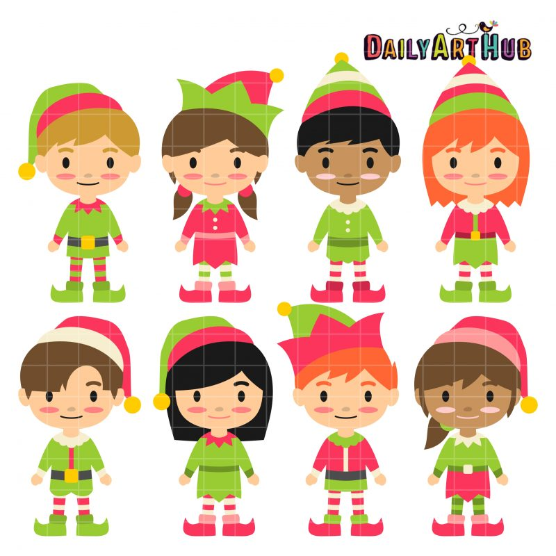 christmas-elf-kids