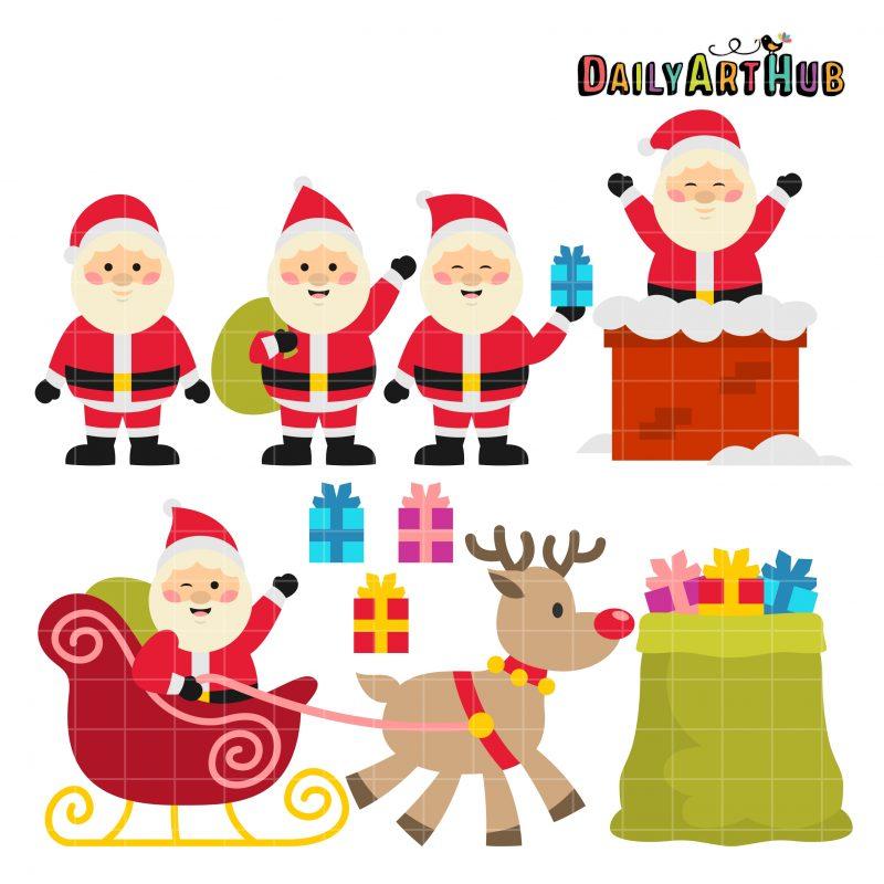 happy-santa-claus