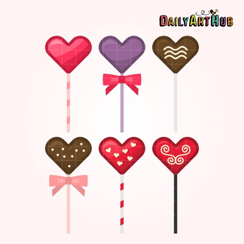 heart-lollipops