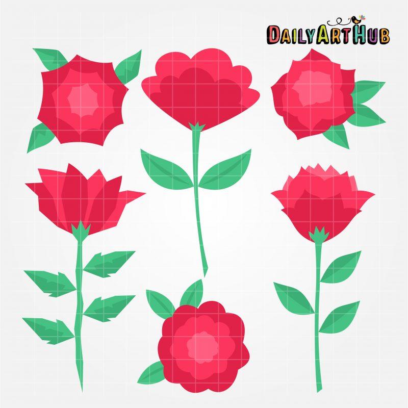 simple-roses