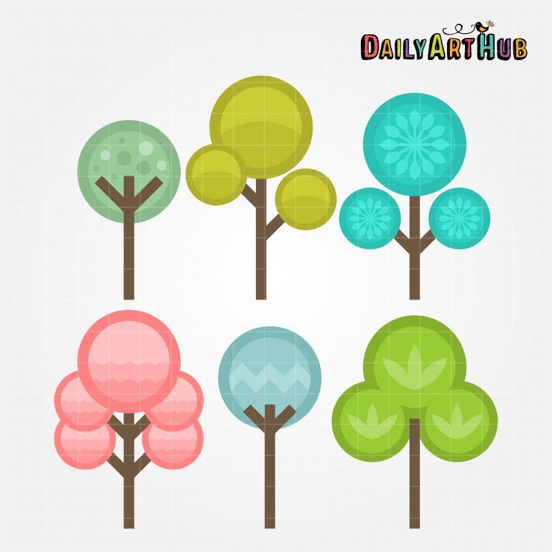 circle-trees