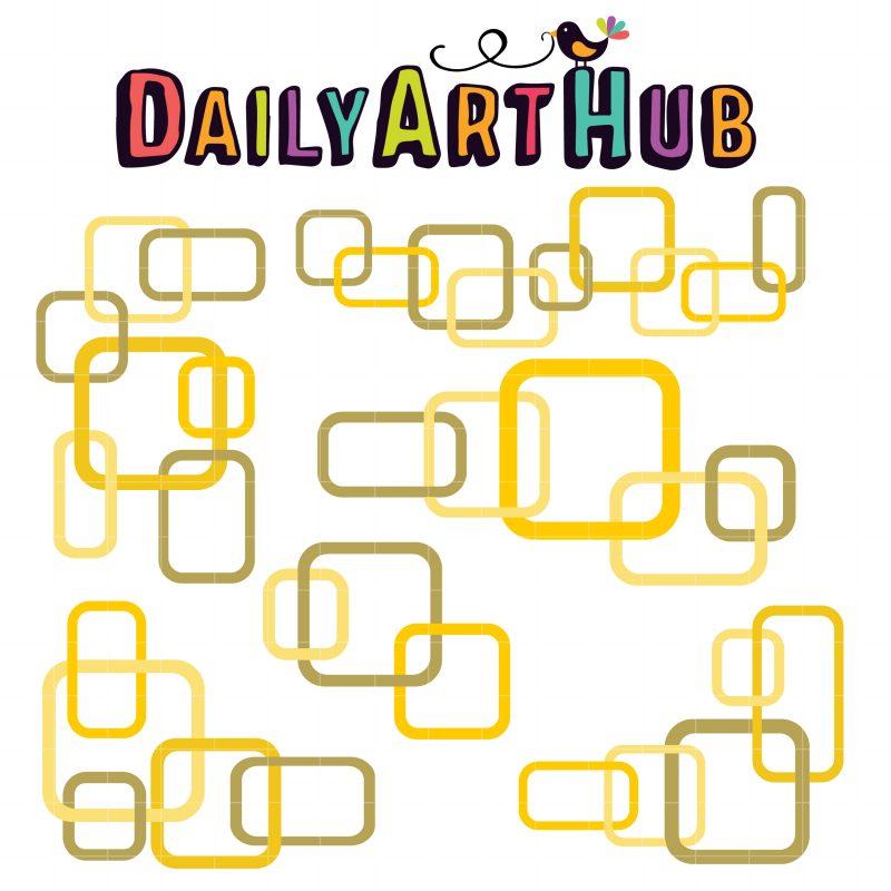 DAH_Geometric Squares
